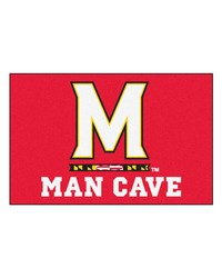 Maryland Man Cave Starter Rug 19x30 by