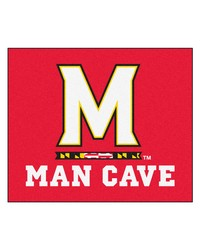 Maryland Man Cave Tailgater Rug 60x72 by