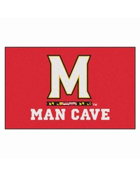 Maryland Man Cave UltiMat Rug 60x96 by