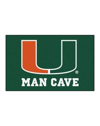 Miami Man Cave UltiMat Rug 60x96 by