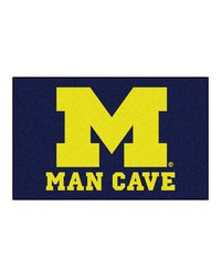 Michigan Man Cave UltiMat Rug 60x96 by
