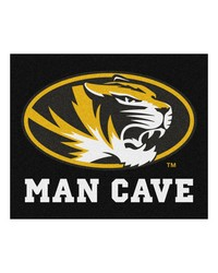 Missouri Man Cave Tailgater Rug 60x72 by