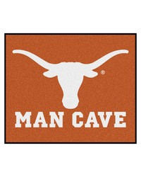 Texas Man Cave Tailgater Rug 60x72 by