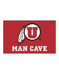 Utah Man Cave UltiMat Rug 60x96 by