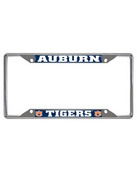 Auburn License Plate Frame 6.25x12.25 by