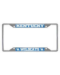 Kentucky License Plate Frame 6.25x12.25 by
