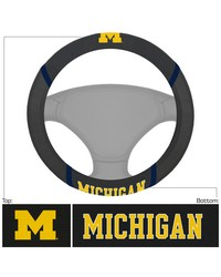 Michigan Steering Wheel Cover 15x15 by