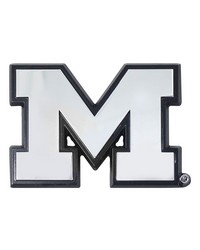 Michigan Emblem 2.1x3.2  by