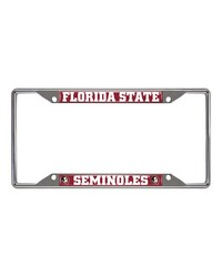 Florida State License Plate Frame 6.25x12.25 by