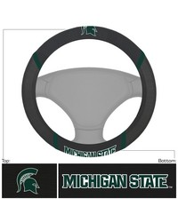 Michigan State Steering Wheel Cover 15x15 by