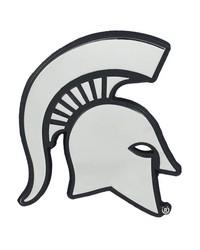 Michigan State Emblem 2.1x3.2 by