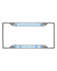 UNC Chapel Hill License Plate Frame 6.25x12.25 by