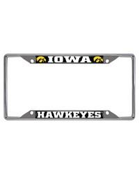 Iowa License Plate Frame 6.25x12.25 by