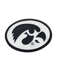 Iowa Emblem 2.1x3.2 by