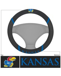 Kansas Steering Wheel Cover 15x15 by