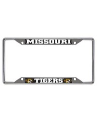 Missouri License Plate Frame 6.25x12.25 by