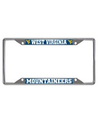 West Virginia License Plate Frame 6.25x12.25 by