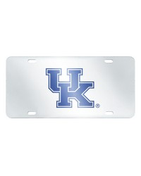 Kentucky License Plate Inlaid 6x12 by