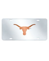 Texas License Plate Inlaid 6x12 by
