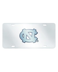 UNC Chapel Hill License Plate Inlaid 6x12 by