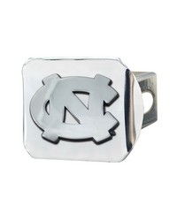 UNC Chapel Hill Hitch Cover 4 1 2x3 3 8 by