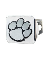 Clemson Hitch Cover 4 1 2x3 3 8 by