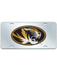 Missouri License Plate Inlaid 6x12 by