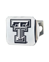 Texas Tech Hitch Cover 4 1 2x3 3 8 by