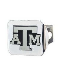 Texas AM Hitch Cover 4 1 2x3 3 8 by