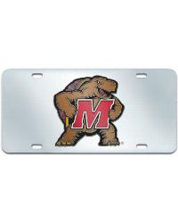 Maryland License Plate Inlaid 6x12 by