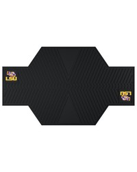 Louisiana State Motorcycle Mat 82.5 L x 42 W by