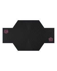 Texas AM Motorcycle Mat 82.5 L x 42 W by