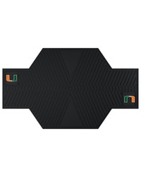 Miami Motorcycle Mat 82.5 L x 42 W by