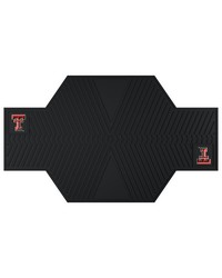 Texas Tech Motorcycle Mat 82.5 L x 42 W by
