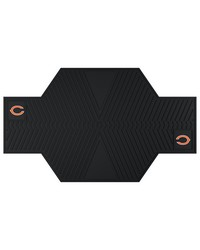 NFL Chicago Bears Motorcycle Mat 82.5 L x 42 W by