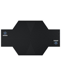 NFL Dallas Cowboys Motorcycle Mat 82.5 L x 42 W by