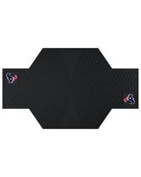 NFL Houston Texans Motorcycle Mat 82.5 L x 42 W by