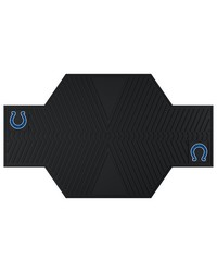 NFL Indianapolis Colts Motorcycle Mat 82.5 L x 42 W by