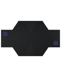 NFL New York Giants Motorcycle Mat 82.5 L x 42 W by