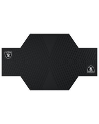 NFL Oakland Raiders Motorcycle Mat 82.5 L x 42 W by