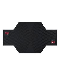 NFL Tampa Bay Buccaneers Motorcycle Mat 82.5 L x 42 W by