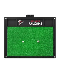 NFL Atlanta Falcons Golf Hitting Mat 20 x 17 by