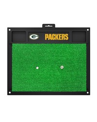 NFL Green Bay Packers Golf Hitting Mat 20 x 17 by