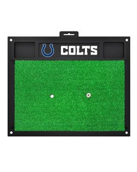 NFL Indianapolis Colts Golf Hitting Mat 20 x 17 by