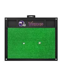 NFL Minnesota Vikings Golf Hitting Mat 20 x 17 by