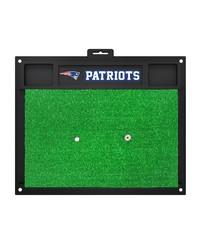NFL New England Patriots Golf Hitting Mat 20 x 17 by