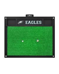 NFL Philadelphia Eagles Golf Hitting Mat 20 x 17 by