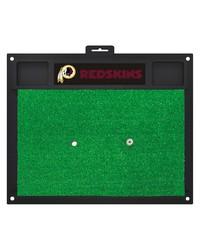 NFL Washington Redskins Golf Hitting Mat 20 x 17 by