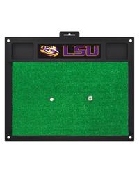 Louisiana State Golf Hitting Mat 20 x 17 by