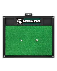 Michigan State Golf Hitting Mat 20 x 17 by